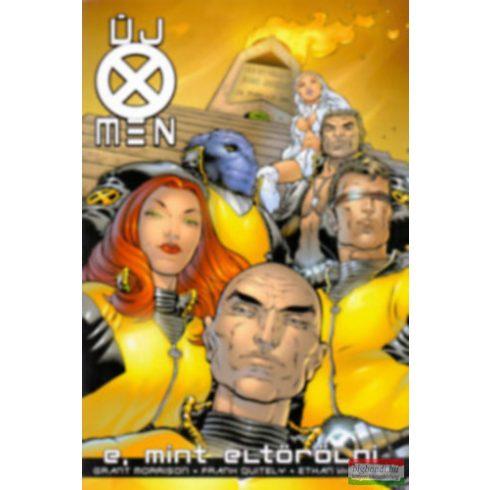 Grant Morrison - Új X-men: E. mint eltörölni