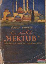 Mektub - Történet a francia idegenlégióból