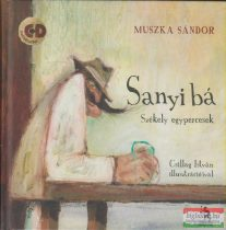 Sanyi bá - Székely egypercesek - CD melléklettel