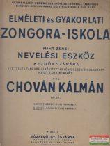 Chován Kálmán - Elméleti és gyakorlati zongora-iskola, mint zenei nevelési eszköz