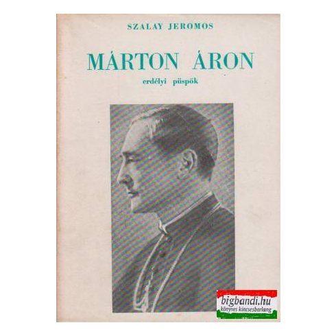 Márton Áron erdélyi püspök