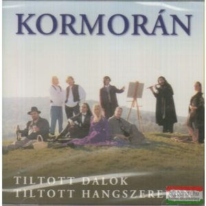 Kormorán - Tiltott dalok tiltott hangszereken CD