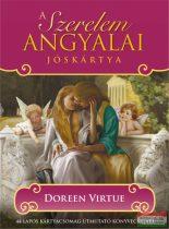 Doreen Virtue - A szerelem angyalai jóskártya