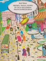 Mickey, Taggy, Puppo és Cica kalandjai Franciaországban
