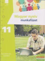 Magyar nyelv 11. munkafüzet