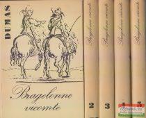 Alexandre Dumas - Bragelonne vicomte 1-5. - vagy Tíz évvel később