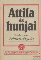 Eckhardt Sándor, Ligeti Lajos, Váczy Péter, Fettich Nándor - Attila és hunjai