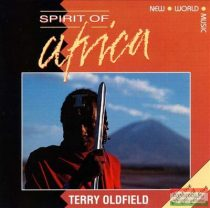 Terry Oldfield - Spirit of Africa CD