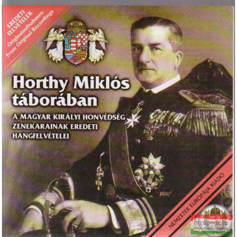 Horthy Miklós táborában CD