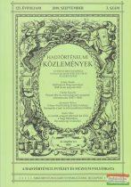Hausner Gábor szerk. - Hadtörténelmi Közlemények 123. évfolyam 2010. szeptember 3. szám