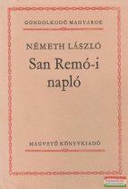 San Remó-i napló