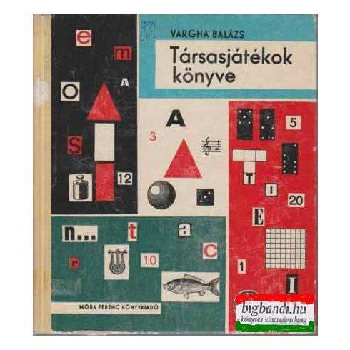 Társasjátékok könyve