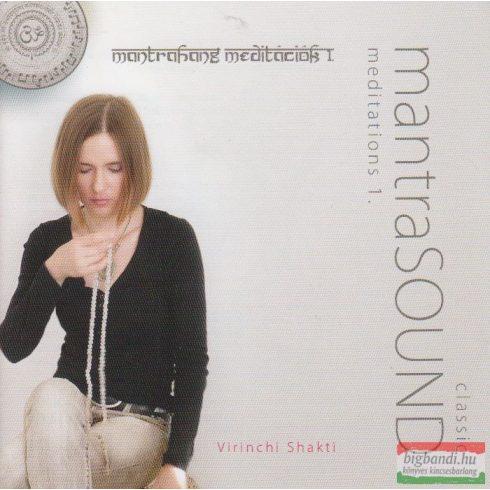 Virinchi Shakti - Mantra Sound meditációk 1. CD