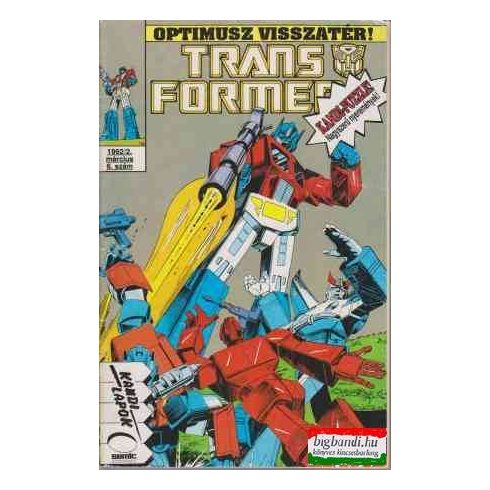 Transformer 6. (1992/2)