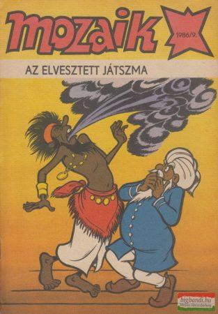Mozaik 1986/9. - Az elvesztett játszma
