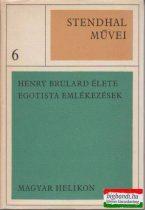 Henry Brulard élete - Egotista emlékezések