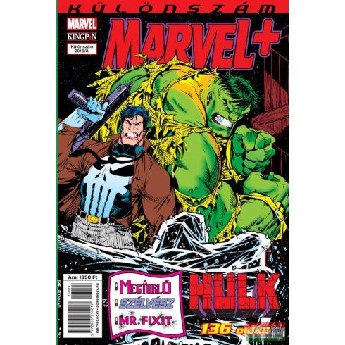 Marvel+ 2016/3 Különszám: Hulk
