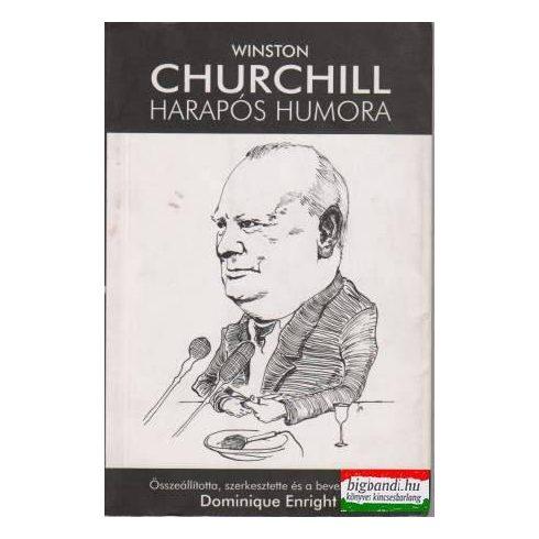 Dominique Enright szerk. - Winston Churchill harapós humora