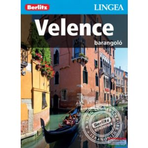 Velence - Lingea barangoló