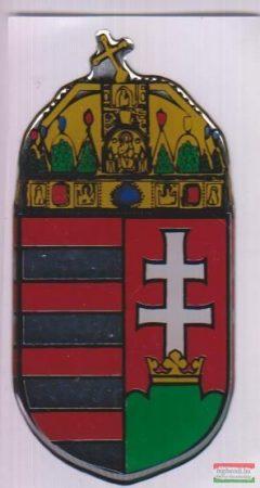 Autós matrica - koronás címer