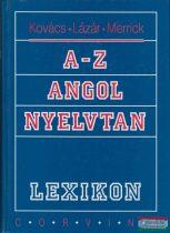 Kovács János, Lázár A. Péter, Marion Merrick - A-Z angol nyelvtan lexikon