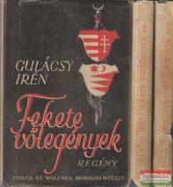Gulácsy Irén - Fekete vőlegények I-III.