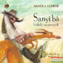 Muszka Sándor - Sanyi bá - Székely egypercesek - CD melléklettel