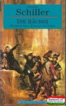 Die Rauber + Wilhelm Tell + Kabale und Liebe