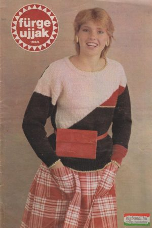 Fürge ujjak XXVII. évfolyam, 1983/8.szám