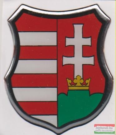 Autós matrica - Kossuth-címer