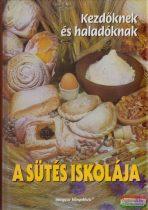 Végh Júlia szerk. - A sütés iskolája