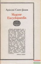Apáczai Csere János - Magyar Encyclopaedia