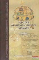 Zétényi Zsolt (szerk.) - Magyar alkotmányossági kiskáté
