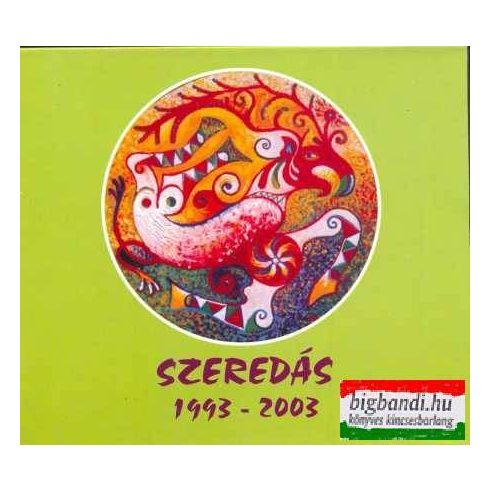 Szeredás 1993-2003 CD