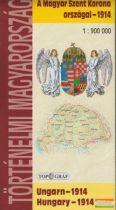 A Magyar Szent Korona országai - 1914