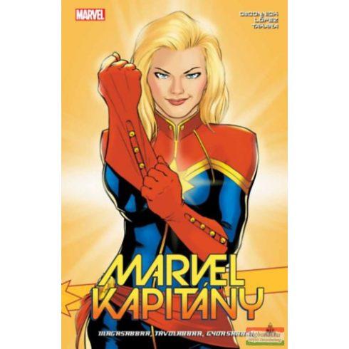 Kelly Sue DeConnick - Marvel kapitány - Magasabbra, távolabbra, gyorsabban!