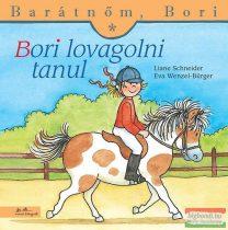 Liane Schneider, Eva Wenzel-Bürger - Bori lovagolni tanul