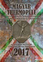 Magyar Thermopülé falinaptár 2017