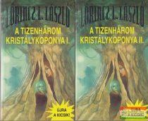 Lőrincz L. László - A tizenhárom kristálykoponya I-II.