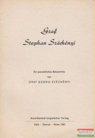 Graf Stephan Széchényi