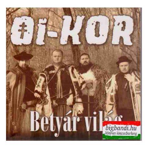 Oi-Kor - Betyár világ CD
