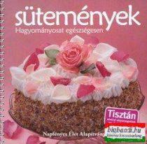 Sütemények - hagyományosat egészségesen