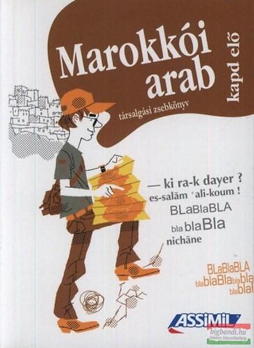 Marokkói arab kapd elő