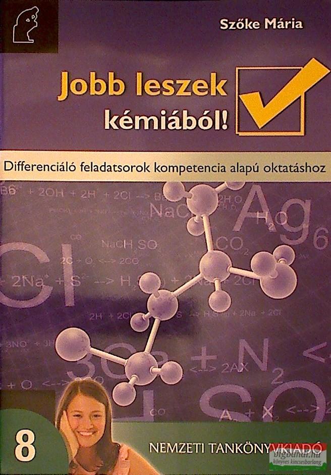Jobb leszek kémiából! 8. Diff.