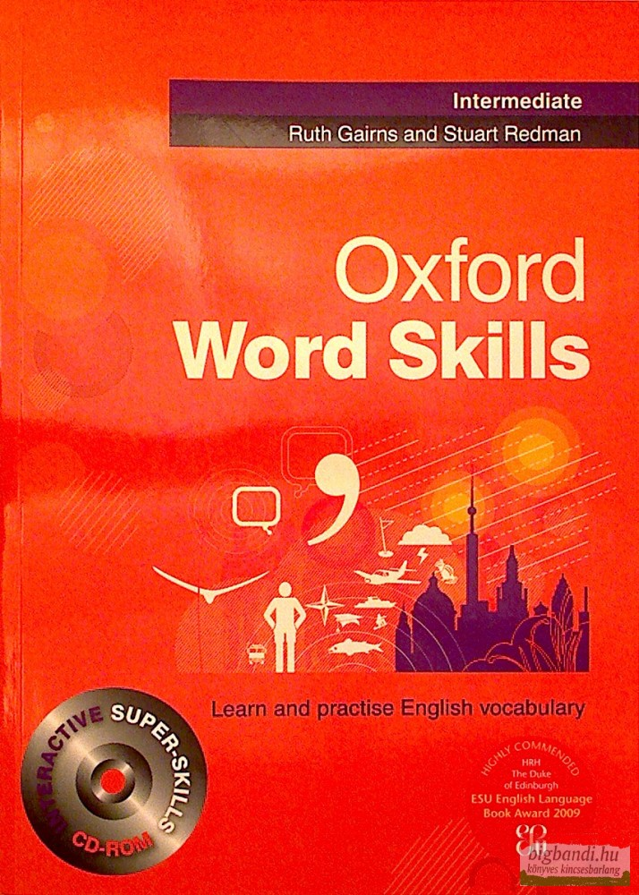 Oxford Word Skills Intermediate (Book+Cd-Rom)