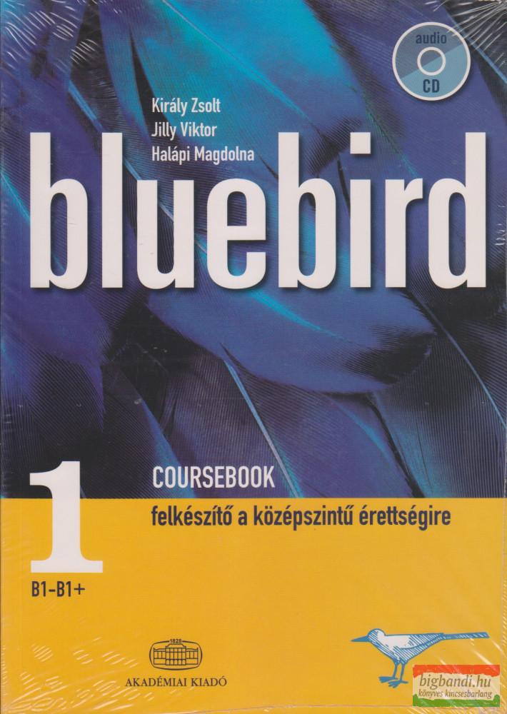Bluebird Cb 1.(B1-B2+) Könyv +Cd