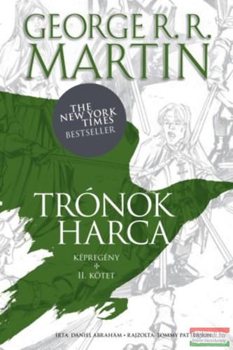 Trónok harca - képregény - II. kötet