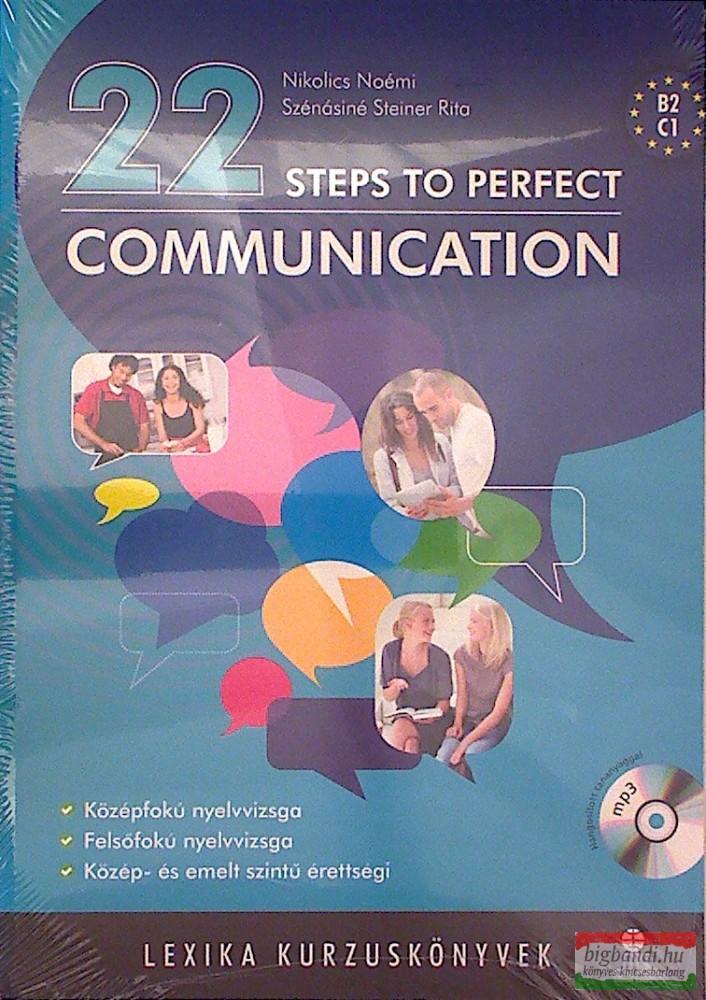 22 steps to perfect communication B2-C1 ÚJ! 2. kiadás
