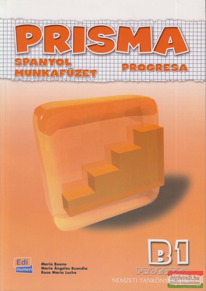 Prisma Comienza Spanyol munkafüzet 3 B1