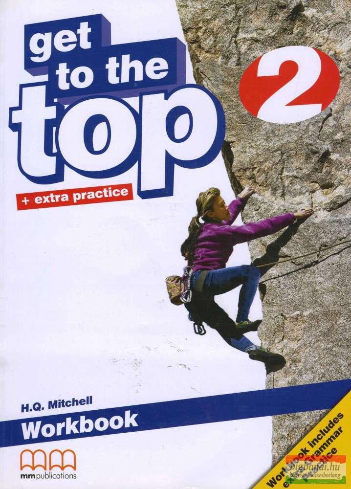 Get to the Top + extra practice 2 Workbook (incl. CD-ROM)